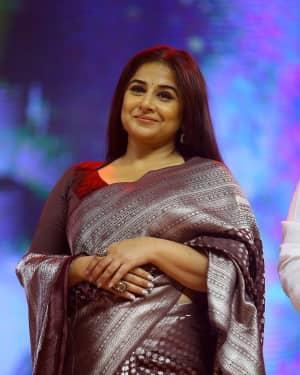 Vidya Balan - NTR Biopic Movie Audio Launch Photos
