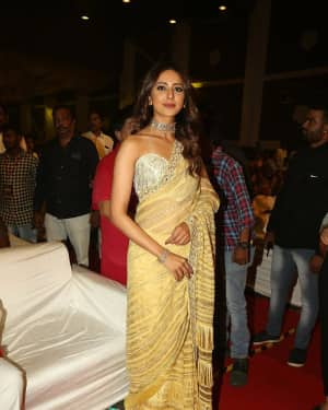 Rakul Preet Singh - NTR Biopic Movie Audio Launch Photos | Picture 1616952