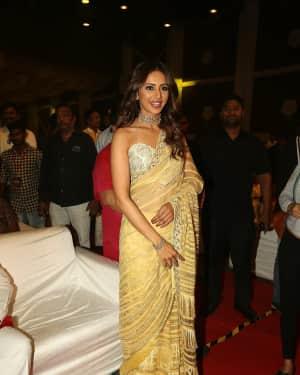 Rakul Preet Singh - NTR Biopic Movie Audio Launch Photos | Picture 1616950