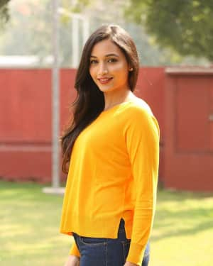 Srinidhi Shetty - KGF Telugu Version Success Meet Photos | 1618449