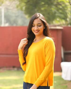 Srinidhi Shetty - KGF Telugu Version Success Meet Photos | 1618429