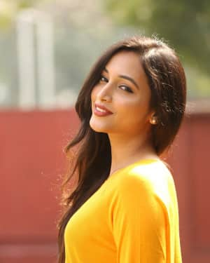 Srinidhi Shetty - KGF Telugu Version Success Meet Photos | 1618441