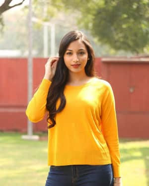 Srinidhi Shetty - KGF Telugu Version Success Meet Photos | 1618431