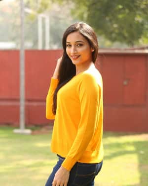 Srinidhi Shetty - KGF Telugu Version Success Meet Photos | 1618442