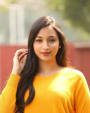 Srinidhi Shetty - KGF Telugu Version Success Meet Photos | 1618432