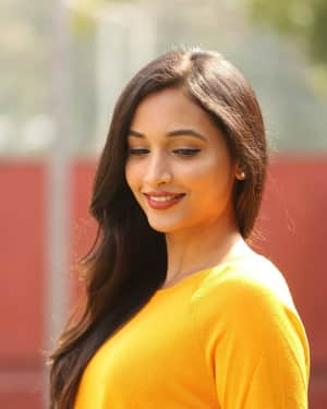 Srinidhi Shetty - KGF Telugu Version Success Meet Photos | 1618450