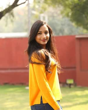 Srinidhi Shetty - KGF Telugu Version Success Meet Photos | 1618437