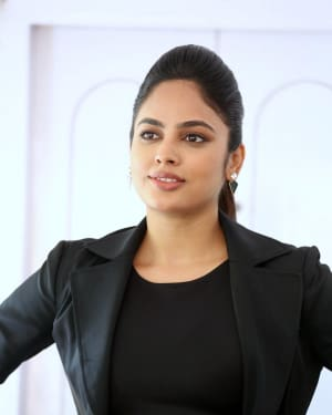 Nandita Swetha Photos at Bluff Master Movie Promotions
