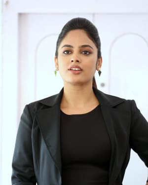 Nandita Swetha Photos at Bluff Master Movie Promotions | Picture 1617881