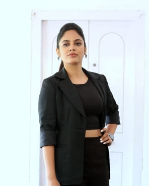 Nandita Swetha Photos at Bluff Master Movie Promotions | Picture 1617880