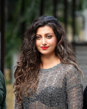 Hamsa Nandini - Big Bang New Year Event Poster Launch Photos