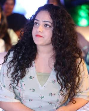 Nithya Menon - AWE Telugu Movie Audio Launch Event Photos