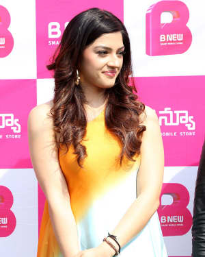 Actress Mehrene Kaur Launches B New Mobile Store at Adoni Photos | Picture 1563644