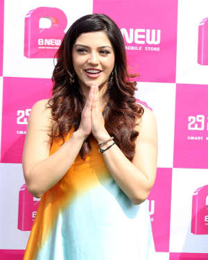 Actress Mehrene Kaur Launches B New Mobile Store at Adoni Photos | Picture 1563636