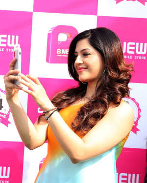 Actress Mehrene Kaur Launches B New Mobile Store at Adoni Photos | Picture 1563645