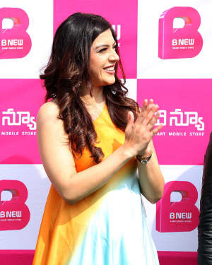 Actress Mehrene Kaur Launches B New Mobile Store at Adoni Photos | Picture 1563641