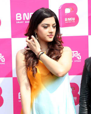 Actress Mehrene Kaur Launches B New Mobile Store at Adoni Photos | Picture 1563643
