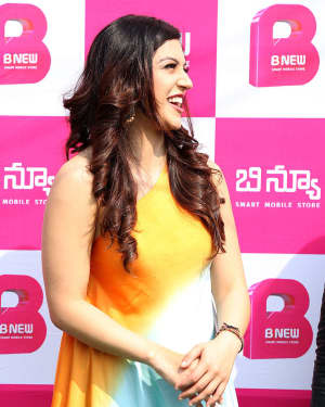 Actress Mehrene Kaur Launches B New Mobile Store at Adoni Photos | Picture 1563642