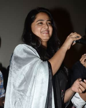 Anushka Shetty Promotes Bhaagamathie Photos
