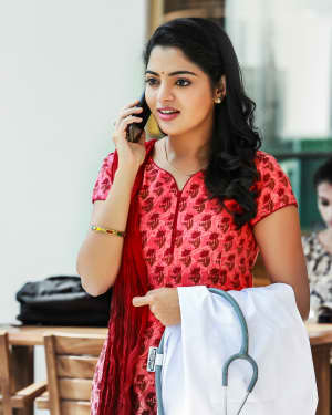 Nikhila Vimal - First look of Nikhila Vimal from 'Gayatri'