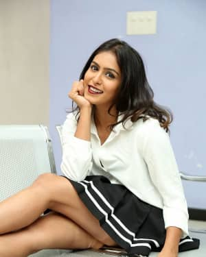 Samyuktha Hegde - Kirrak Party Teasing Trailer Launch Photos | Picture 1563991