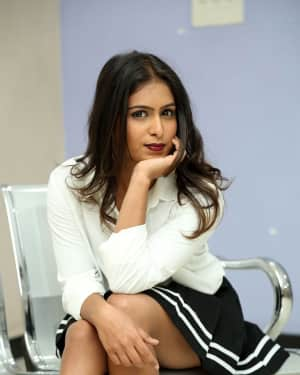 Samyuktha Hegde - Kirrak Party Teasing Trailer Launch Photos   Picture 1563973