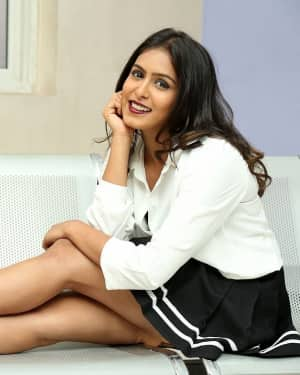 Samyuktha Hegde - Kirrak Party Teasing Trailer Launch Photos | Picture 1563995