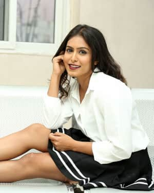 Samyuktha Hegde - Kirrak Party Teasing Trailer Launch Photos | Picture 1563988