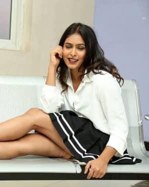 Samyuktha Hegde - Kirrak Party Teasing Trailer Launch Photos   Picture 1563993
