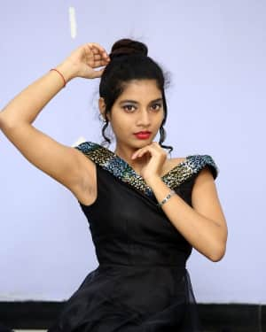 Actress Bindu Barbie Hot Stills at Seenugadi Prema Movie Audio Launch