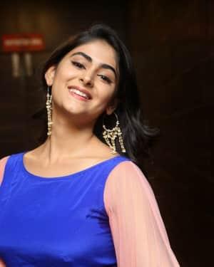 Actress Palak Lalwani Hot Stills at Juvva Movie Audio Launch