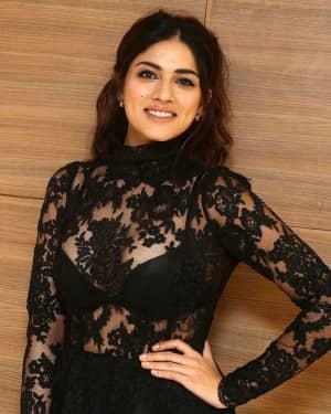 Sapna Pabbi - Tholi Prema Movie Success Meet Photos