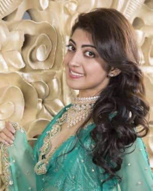Actress Pranitha Subhash Latest Photoshoot