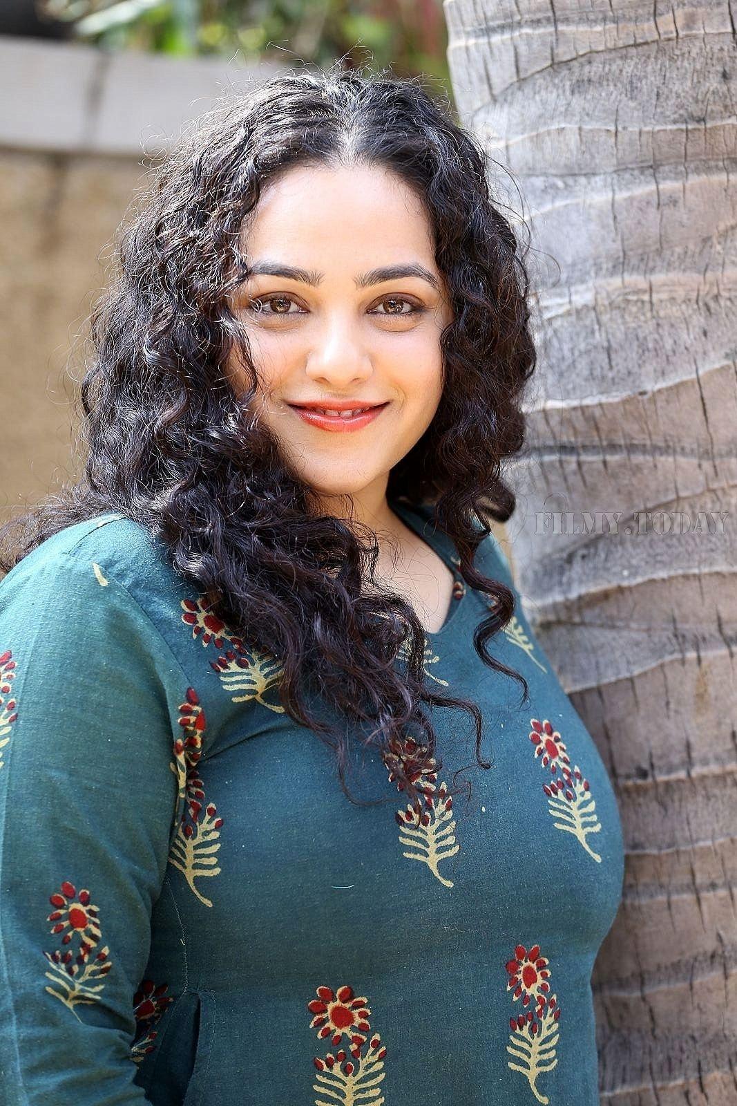 actress nithya menen interview about awe telugu movie photos   page