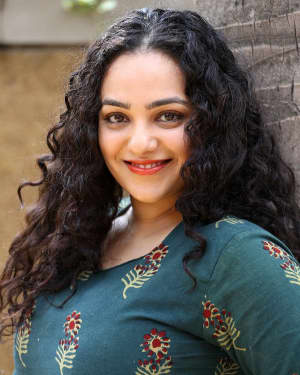 Actress Nithya Menen Interview About AWE Telugu Movie Photos