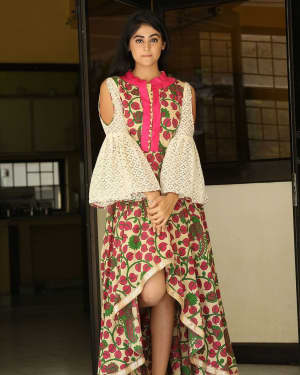 Actress Palak Lalwani Interview About Juvva Telugu Movie Photos