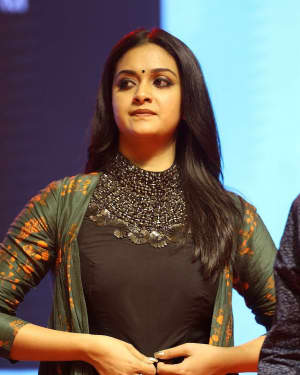 Keerthy Suresh - Gang Pre Release Event Photos