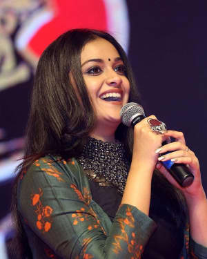 Keerthi Suresh - Gang Pre Release Event Photos