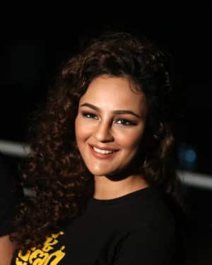 Seerat Kapoor - Photos: Okka Kshanam Movie Team Thanks Meet
