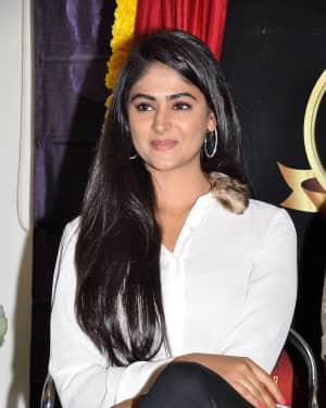 Palak Lalwani - Juvva Telugu Movie First Look Launch Photos