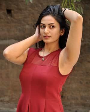 Actress Swetha Varma at Mithai Movie Opening Photos