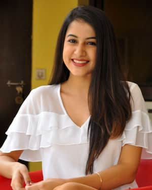 Actress Simran Sharma Stills at EGO Telugu Movie Interview | Picture 1559639