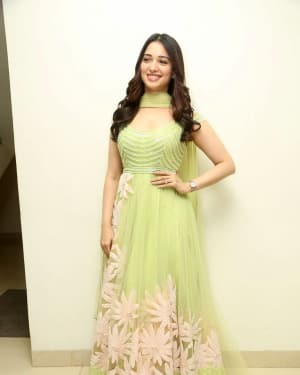 Actress Tamanna Bhatia at Sketch Press Meet Photos