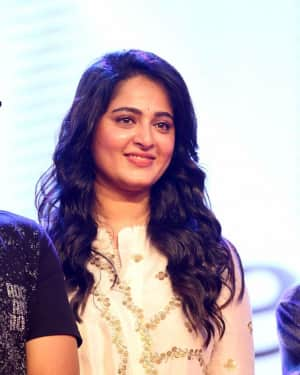 Anushka Shetty - Bhaagamathie Pre Release Event Photos