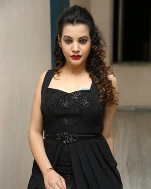 Actress Deeksha Panth Hot Stills at Operation 2019 First Look Launch