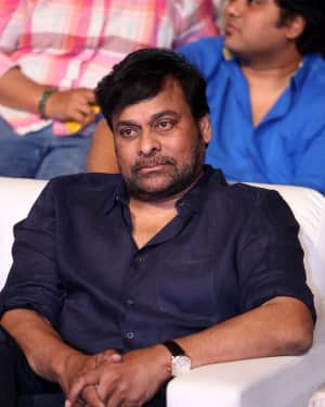 Chiranjeevi  - Chalo Movie Pre Release Event Photos