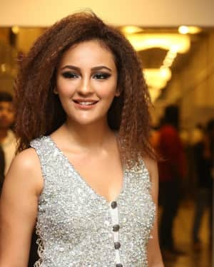 Seerat Kapoor - Touch Chesi Chudu Movie Pre Release Event Photos