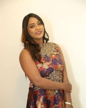 Actress Meghana at HBD Pre Release Event Photos | Picture 1562985