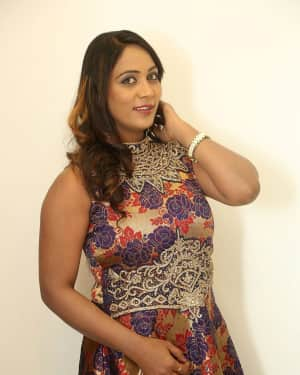 Actress Meghana at HBD Pre Release Event Photos | Picture 1562984