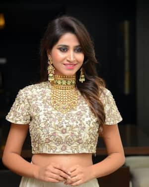 Varshini Sounderajan - Celebs at Wedding Jewellery Exhibition Curtain Raiser